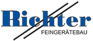 Richter Feingerätebau GmbH – Ihr Spezialist im Werkzeug- & Maschinenbau Logo